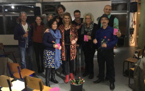 Huis der Letteren: Poëtische ontmoeting 2016